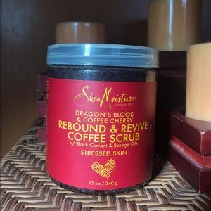 Other - Brand New Shea Moisture Coffee Scrub